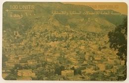 City & Mountain