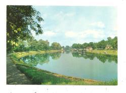 Decize-Les Bords Du Canal-péniche-(B.6584) - Decize