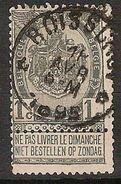 Nr. 53 Met Depots - Relais Stempel BOISSCHOT (late Datum) En In Goede Staat ! Inzet Aan 5 € ! - 1893-1907 Armarios