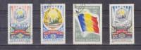 1967 - Anniv. De La Republique Mi No 2658/2661 Et Yv No 23267/2370 - 1948-.... Republics