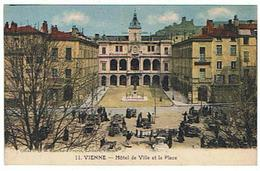 VIENNE HOTEL DE VILLEET LA  PLACE   ****   A  SAISIR  ***** - Vienne