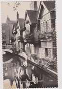 CARTE PHOTO, ROYAUME-UNI,ANGLETERRE,ENGLAND,united Kingdom,KENT,CANTERBURY,CANTORBERY,WEAVERS HOUSE - Canterbury