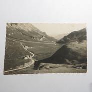 04 - BARCELONNETTE/ Col De Larche -  Frontière - Lac De La Madeleine En 1953 - Autres Communes