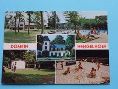 Domein HENGELHOEF Houthalen () Anno 1990 ( Details Zie Foto´s ) ! - Houthalen-Helchteren