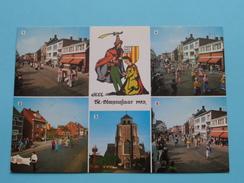 St. Dimpnajaar 1975 () Anno 19?? ( Details Zie Foto´s ) ! - Geel