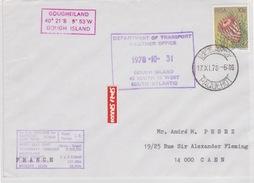 GOUGHEILAND  RSA   17-11-1978 - Timbres