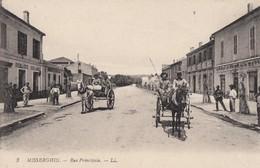 CPA - Misserghin - Rue Principale - Autres Villes