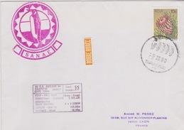 SANAE  RSA    9-11-1980 - Timbres