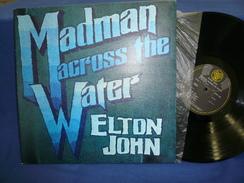 "Elton John""33t Vinyle""Madman Across The Water"" - Disco, Pop"