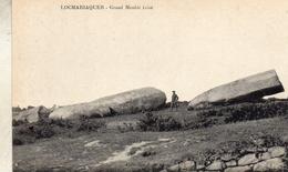 LOCMARIAQUER  GRAND MEHIR  BTISE E DOS VERT - Locmariaquer