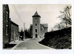 C 19037  -  Ville En Hesbaye  -  L'Eglise  -  Photo Véritable - Braives