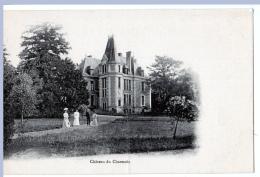 Vandoeuvre-lès-Nancy (Meurthe-et-Moselle)  Château De Charmois - Vandoeuvre Les Nancy