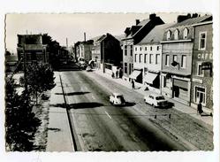 C 19041  -  Engis  -  Rue J. Wauters  -  Photo Véritable - Engis