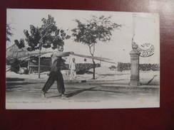 CPA - PRISONNIER CAMBODGIEN - SAÏGON ( Manque Le Timbre) - Viêt-Nam