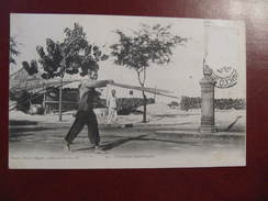 CPA - PRISONNIER CAMBODGIEN - SAÏGON ( Manque Le Timbre) - Vietnam