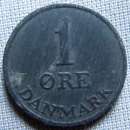 DENMARK 1954N - 1 ORE - Denmark