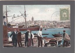 Turquie - Constantinople - Port De Stamboul, Vue Très Animée - Turkménistan