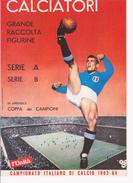 CALCIATORI PANINI 1963-64*Ristampa L'Unità 1994=solo Serie A - Sport