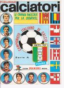 CALCIATORI PANINI 1971-72*Ristampa L'Unità 1994=solo Serie A - Sport