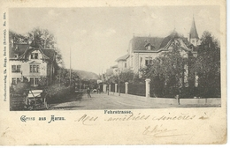 Gruss Aus AARAU : Fehrstrasse - AG Argovie