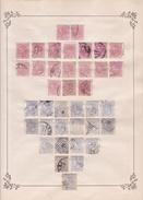 Espagne - Collection Vendue Page Par Page - Timbres Oblitérés / Neufs *(avec Charnière) -Qualité B/TB - Usados