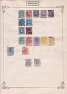 Espagne - Collection Vendue Page Par Page - Timbres Oblitérés / Neufs *(avec Charnière) -Qualité B/TB - 1889-1931 Reino: Alfonso XIII