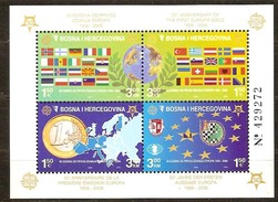 Bosnie-Herzégovine  Yvertn° Bloc 27 *** MNH Cote 16 Euro - Bosnia And Herzegovina