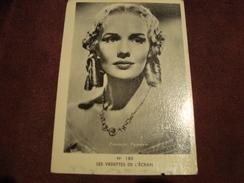 Photographie Les Vedettes De L'écran N°180 Frances Farmer Tricot - Repro's