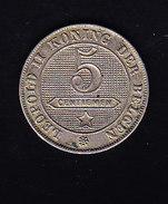 BELGIUM MORIN CAT N° 253  UNC  (A135) - 03. 5 Centimes