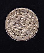BELGIUM MORIN CAT N° 250  UNC  (A132) - 1865-1909: Leopold II