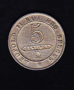 BELGIUM MORIN CAT N° 250  UNC  (A132) - 03. 5 Centimes