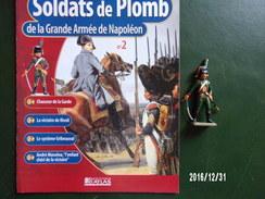 Chasseur De La Garde - Soldats De Plomb De La Grande Armée De Napoléon - Figurines