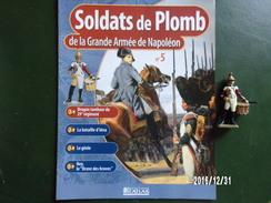 Dragon Tambour - Soldats De Plomb De La Grande Armée De Napoléon - Figurines