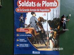 Canonnier - Soldats De Plomb De La Grande Armée De Napoléon - Figurines