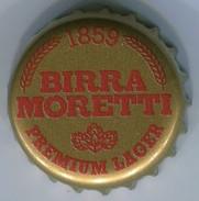 CAPSULE-BIERE-ITA-BRASSERIE MORETTI Bronze & Rouge - Bière