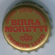 CAPSULE-BIERE-ITA-BRASSERIE MORETTI Bronze & Rouge - Birra