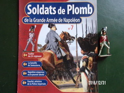 Fusilier - Soldats De Plomb De La Grande Armée De Napoléon - Figurines