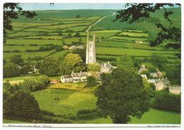 T1659 Dartmoor - Widecombe In The Moor - Devon / Viaggiata 1969 - Inghilterra