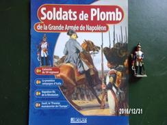 Cuirassier - Soldats De Plomb De La Grande Armée De Napoléon - Figurines