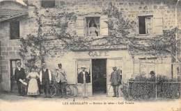 69 - RHONE / Les Ardillats - Devanture Café Velette - Beau Cliché Animé - Altri Comuni