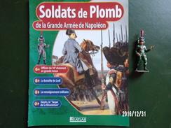 Chasseur - Soldats De Plomb De La Grande Armée De Napoléon - Figurines