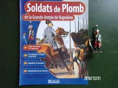 Garde D'honneur - Soldats De Plomb De La Grande Armée De Napoléon - Figurines