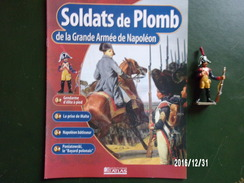Gendarme - Soldats De Plomb De La Grande Armée De Napoléon - Figurines