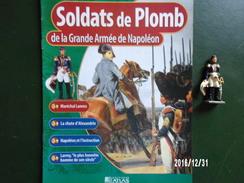 Lannes - Soldats De Plomb De La Grande Armée De Napoléon - Figurines