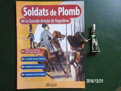 Officier Prussien - Soldats De Plomb De La Grande Armée De Napoléon - Figurines