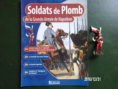 Lancier Rouge - Soldats De Plomb De La Grande Armée De Napoléon - Figurines