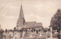 BILLINGHURST -  ST MARYS CHURCH - Surrey