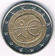 Belgium , Belgique , 2 € , 2009 , Used - Belgique