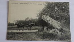 Maintenon- Pierres Druidiques, Prise Du Camp De César - Maintenon