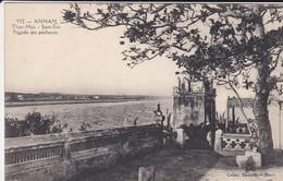 ASIE---VIET-NAM-----ANNAM---than-hoa--sam-son--pagode Des Pêcheurs---voir 2 Scans - Viêt-Nam
